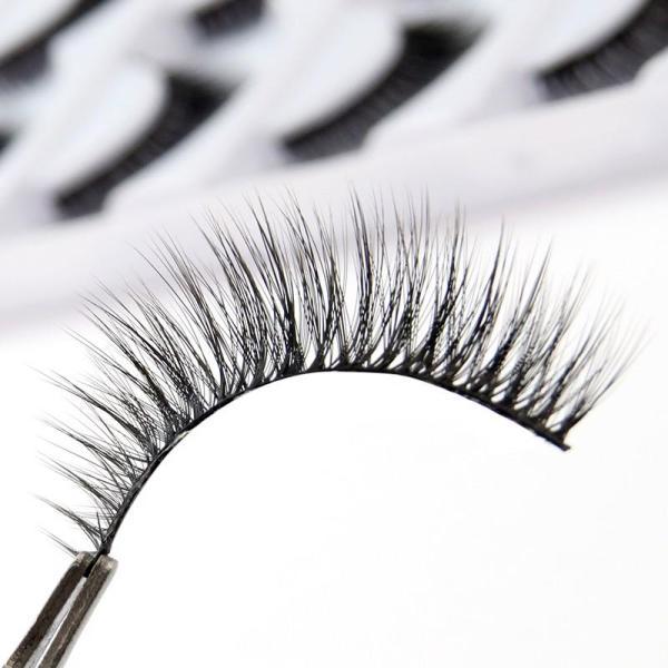 Hộp 20 lông mi giả (mã 216 - 217) hàng Đài Loan cao cấp giá rẻ