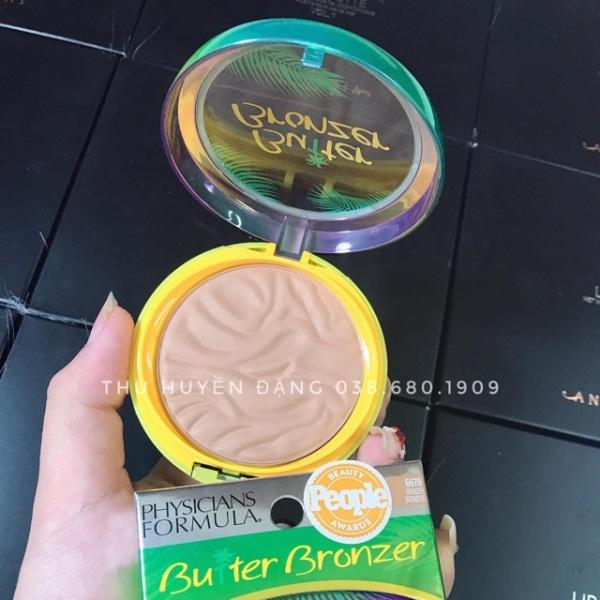 Phấn tạo khối dừa Physician Formula Butter Bronzer - Bronzer giá rẻ