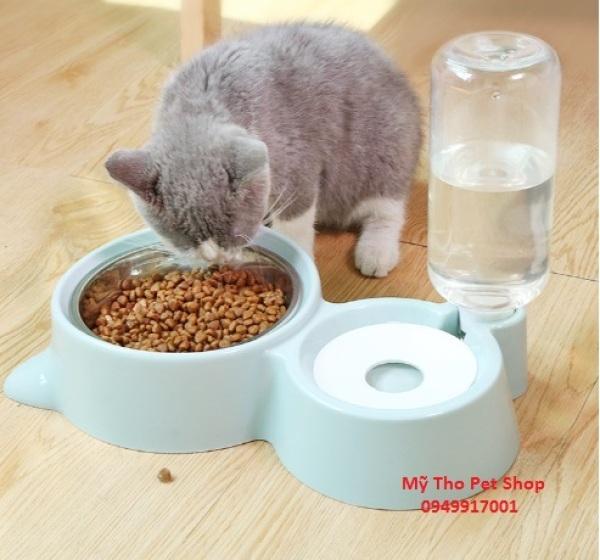 Bát ăn uông chó mèo MYTHOPETSHOP