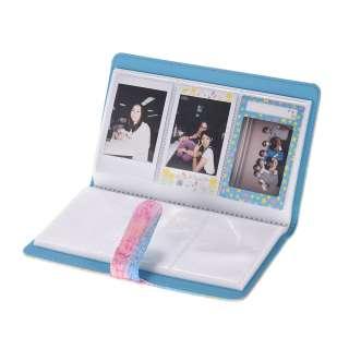 96 Túi Album ảnh Mini Album ảnh Album cho Fujifilm Instax Mini 9 8 7s 70 25 50s 90 Phim màu Giấy ảnh máy ảnh cho thẻ tín dụng Name Card