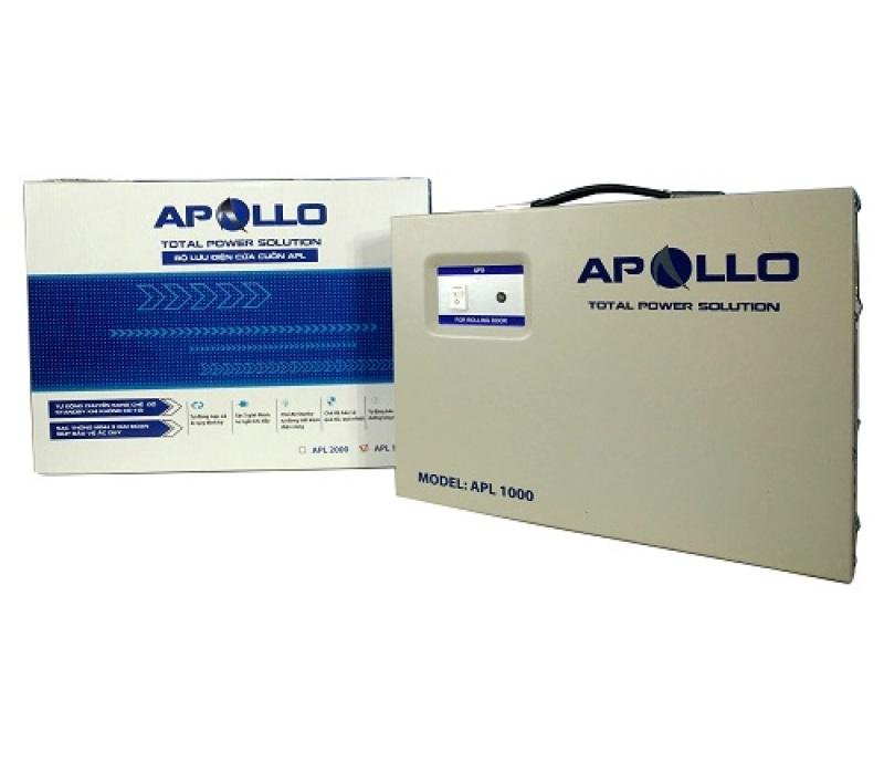 Bảng giá Bộ Lưu Điện Cửa Cuốn APOLLO APL1000 1000VA - APL1000 Phong Vũ