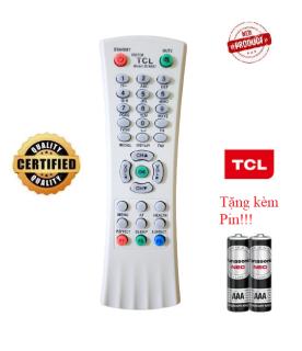 Điều khiển tivi TCL đời cũ - tivi TCL màn hình dày- Hàng Tốt 100% Tặng kèm Pin thumbnail