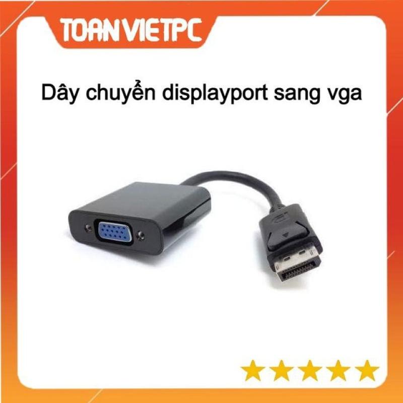 Bảng giá Cáp chuyển Displayport to VGA Phong Vũ