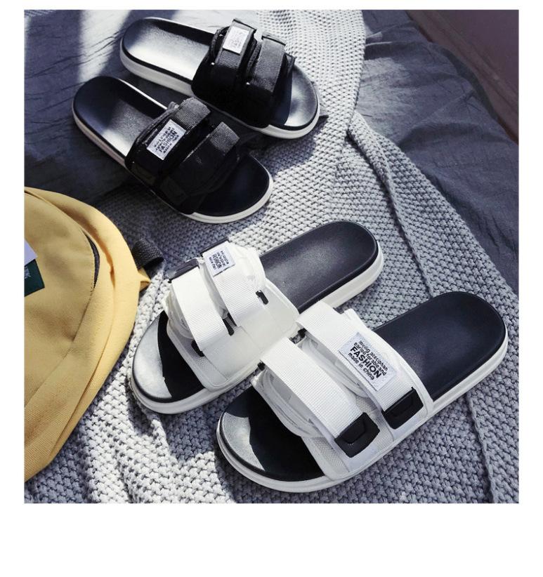 Dép thời trang mùa hè dép đi biển Fashion quai dán cực đẹp nổi bật giá rẻ