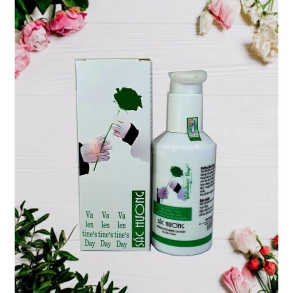 [BIG SALE] Kem Sắc Hương Dưỡng Trắng Da Body Cao Cấp - Trắng da, chống nắng, dưỡng ẩm, hương nước hoa