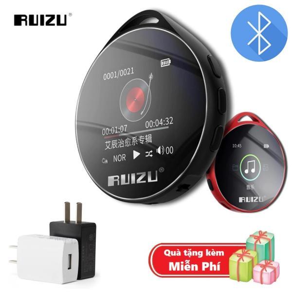 ( Quà tặng Cốc sạc điện thoại mini ) Máy nghe nhạc MP3 Bluetooth cao cấp Ruizu M10 - Hifi Music Player Ruizu M10 - Màn hình cảm ứng 1.8inch - Máy nghe nhạc Lossless Ruizu M10