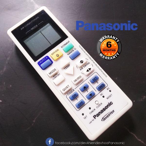 Điều khiển điều hòa Panasonic Inverter iAuto-X
