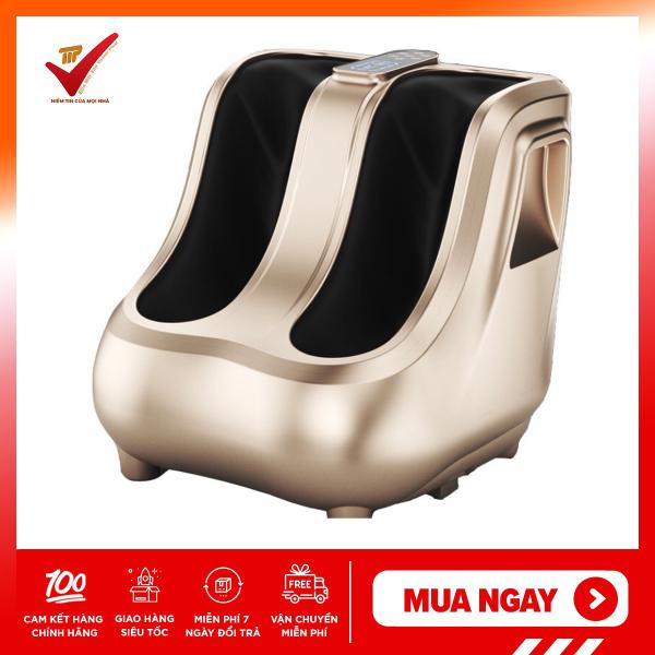 Máy massage chân 5D Máy Massage chân cao ( bắp chân, lòng bàn chân) - Matxa chân - Ghế matxa chân - Ghế massage