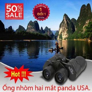 Mua ống nhòm ở đâu tphcm,Ống nhòm panda 2 mắt cao cấp, hệ thống lăng kính cho hình ảnh sắc nét, chân thực, bảo hành 1 đổi 1 bởi Good 365, thumbnail