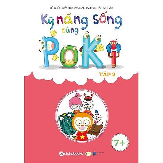 Mua Kỹ năng sống cùng Poki (7+)- Tập 2