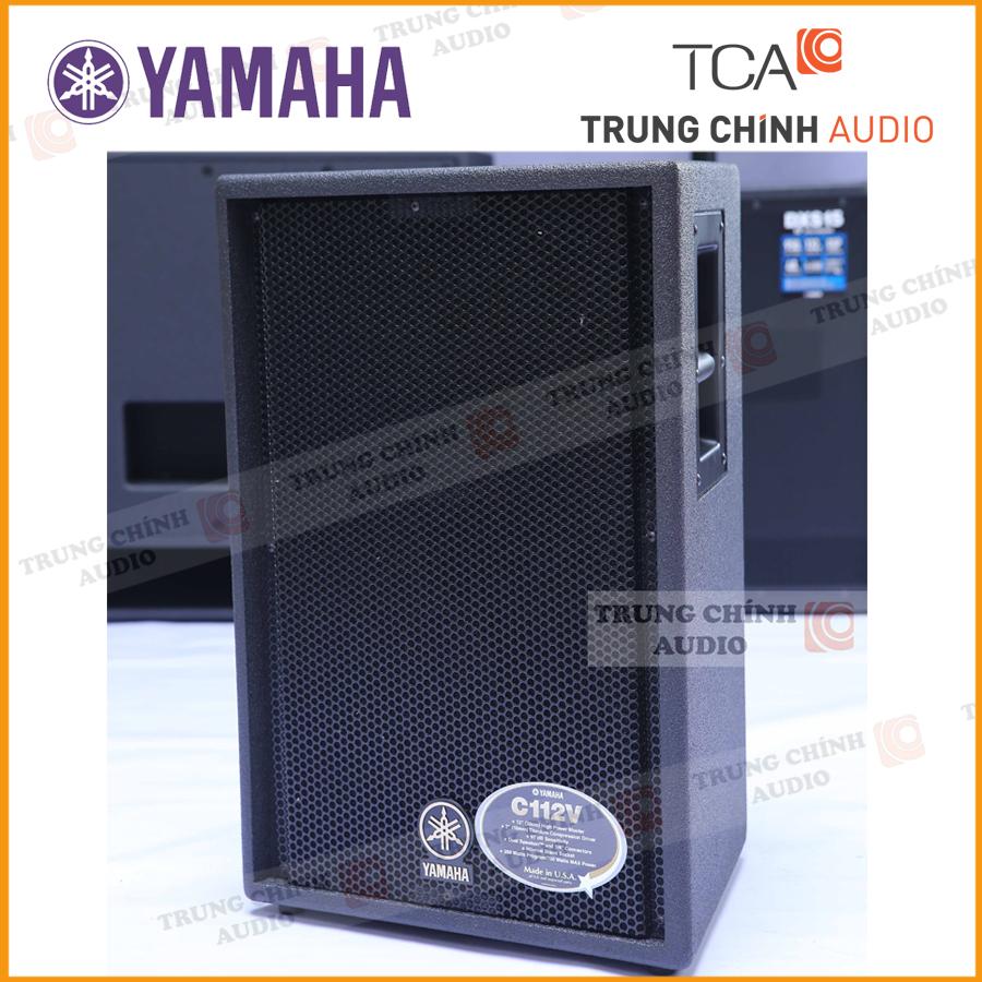 Loa Hội Trường YAMAHA C112V ( 1 Cái )- Trung Chính Audio Bảo Hành Chính Hãng 12 Tháng