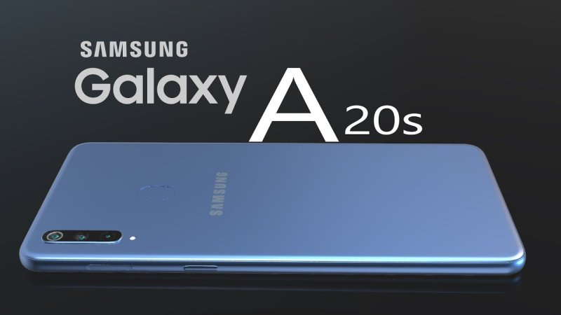 điện thoại samsung A20s - cty