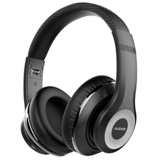 Tai Nghe Chụp Tai Bluetooth 5.0 AUSDOM ANC10 Active Noise Cancelling Cao Cấp thumbnail