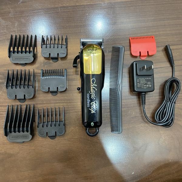 Tông đơ cắt tóc chuyên nghiệp Magic clip POP F-68 giá rẻ