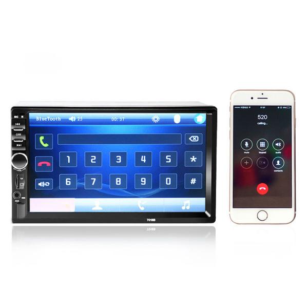 Đầu Phát Nhạc Mp5 Cảm Ứng 7 Inch HD Bluetooth 7018B