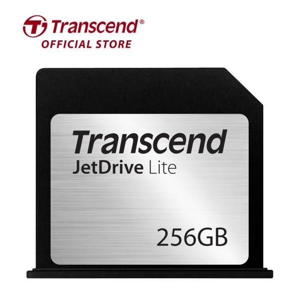 Giá Thẻ nhớ Cho MacBook Air 13″ Transcend JetDrive Lite 130 MLC 256GB - Hàng Chính Hãng