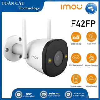 [100% CHÍNH HÃNG] Camera Wifi 4MP IPC-F42FP-IMOU tích hợp đèn Spotlight thumbnail