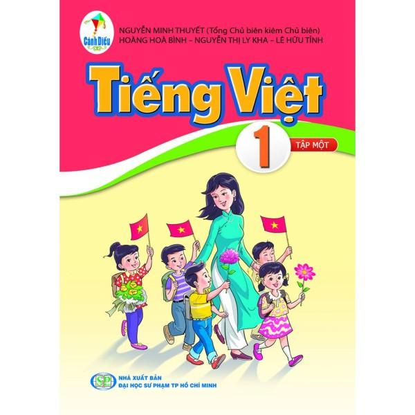 Sách - Tiếng Việt 1 Tập Một (Thuộc Bộ Sách Cánh Diều) + 1 Cây Bút Chì