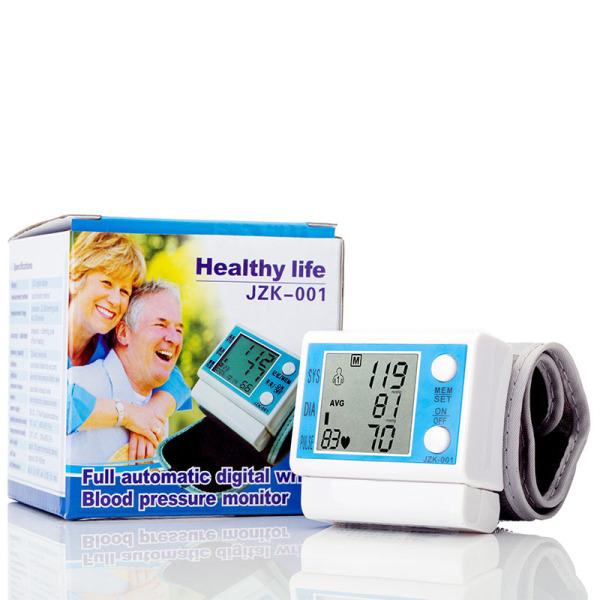 Máy Đo Huyết Áp Cổ Tay  Của Nhật  HEM-6161 Loại Tốt,Đo chính xác 100% Máy đo huyết áp điện tửthiết bị tiện ích để sử dụng tại nhà  Bảo Hành 1 Năm