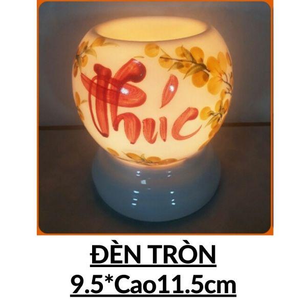 Đèn xông tinh dầu cắm điện dáng Tròn (Chủ đề Hoa) Tặng Tinh Dầu đèn ngủ đuổi diệt muỗi khử mùi thơm phòng tinh dau tinhdau duoi muoi duoimuoi den xong denxong