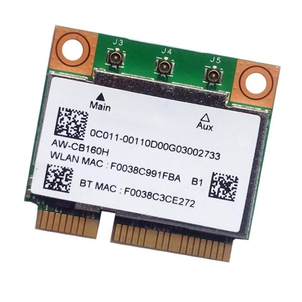 Bảng giá AW-CB160H BCM94360HMB 802.11AC 1300Mbps WIFI Wireless WIFI Bluetooth 4.0 Mini PCI-E Card Phong Vũ