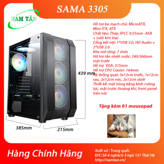 Vỏ case SAMA 3305 ( Tặng kèm bàn di chuột ) thumbnail