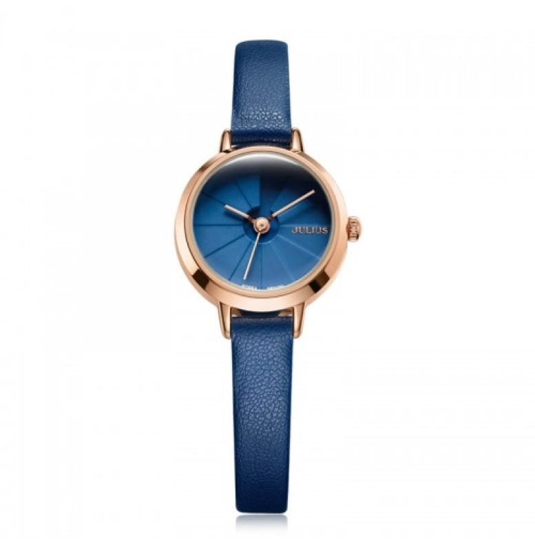 Đồng hồ nữ JA-979 Julius Hàn Quốc dây da (Nhiều màu) SALE OFF