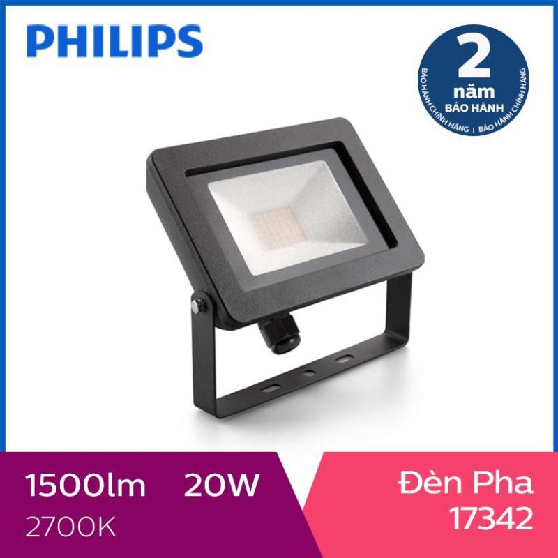 Đèn pha LED Philips My Garden 17342 20W 2700K - Ánh sáng vàng