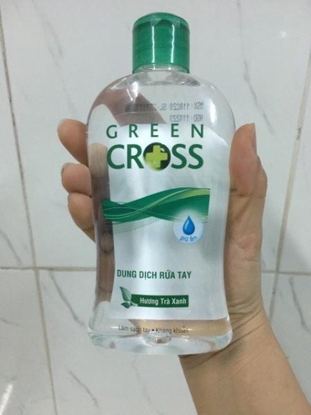 Nước Rửa Tay khô Green Cross