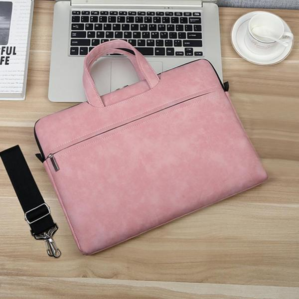 Hand Bag Applicable Lenovo Huawei MateBook Apple Dell 15 Asus 14 Inch Female Laptop 15.6 M 13.3 XIAOMI Air Cute within the Gallbladder 13pro Xiaoxin Macbook16