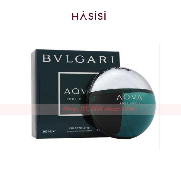 Nước hoa BVLGARI - Aqua Pour Homme EDT