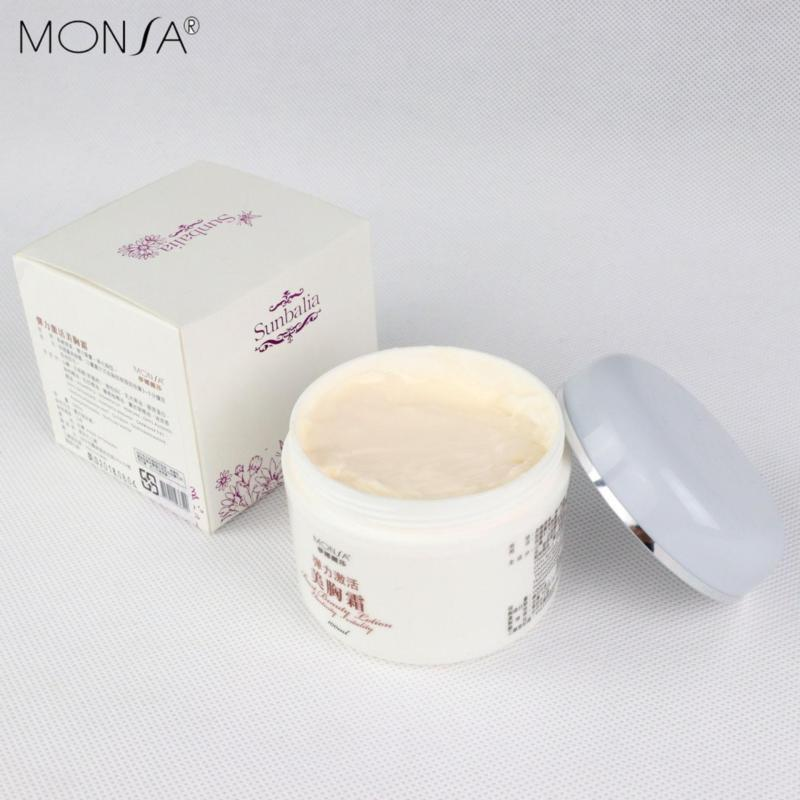 Kem Dưỡng Nâng, Nở Ngực Monsa Stretch Activation of Breast Cream 100g