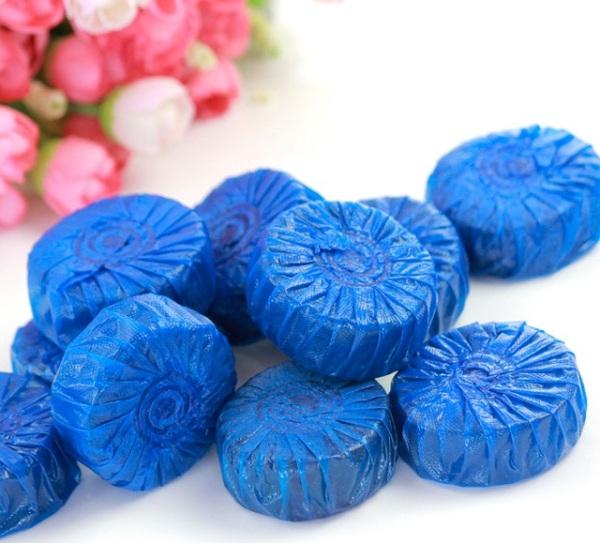 [FLASH SALE GIỜ VÀNG] Bộ 20 viên tẩy bồn cầu cực sạch và thơm mát, hạn chế sự sinh trưởng của vi trùng gây hại, khử mùi nhanh và lưu lại hương thơm dịu nhẹ