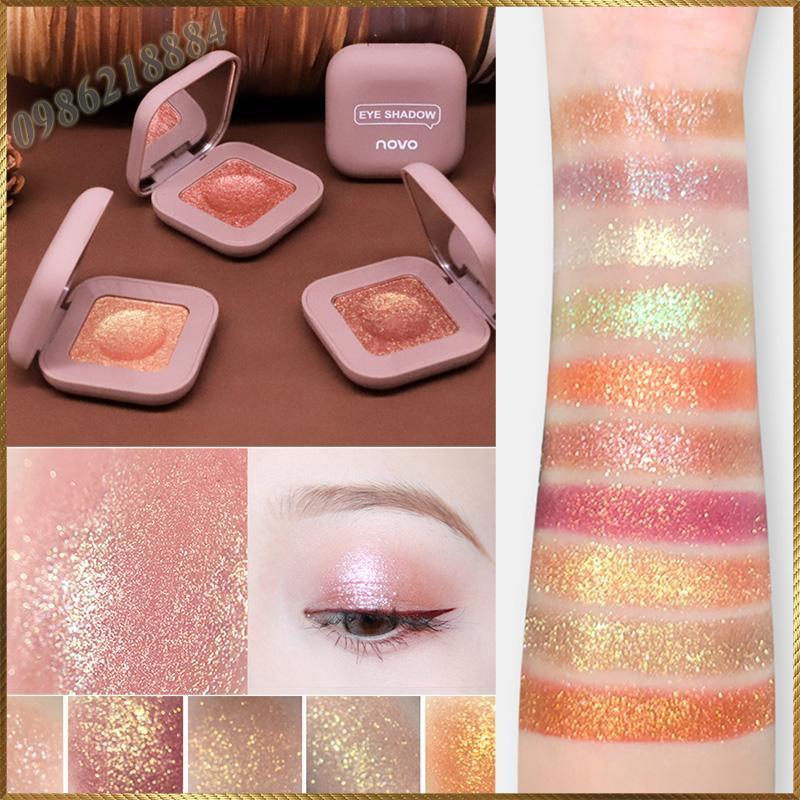 Phấn mắt nhũ lấp lánh Novo Eye Shadow ESN60 giá rẻ