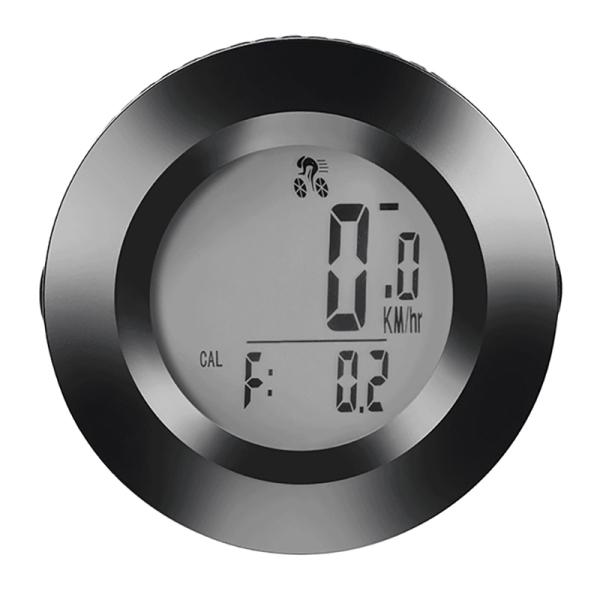 Phân phối Bike Speedometer Wireless, 3 Color LCD Backlight Display Waterproof Mountain Bike Speedometer with Automatic Wake-Up