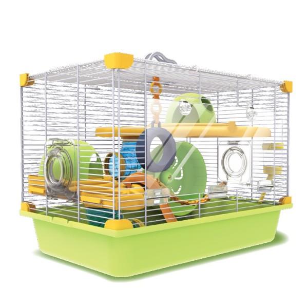[Lấy mã giảm thêm 30%] Lồng vương quốc rừng xanh 2 tầng dành cho mọi hamster sản phẩm đa dạng chất lượng tốt đảm bảo cung cấp mặt hàng đang dược săn đón trên thị trường