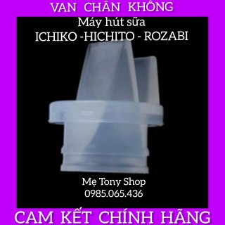 [Phụ Kiện Quan Trọng]Van Chân Không Máy Hút Sữa Điện Đôi ICHIKO-HICHITO-ROZABI (1 Van) thumbnail