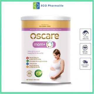 Sữa Oscare Mom + tăng cường vitamin, khoáng chất, duy trì sức khỏe cho phụ nữ mang thai và cho con bú thumbnail