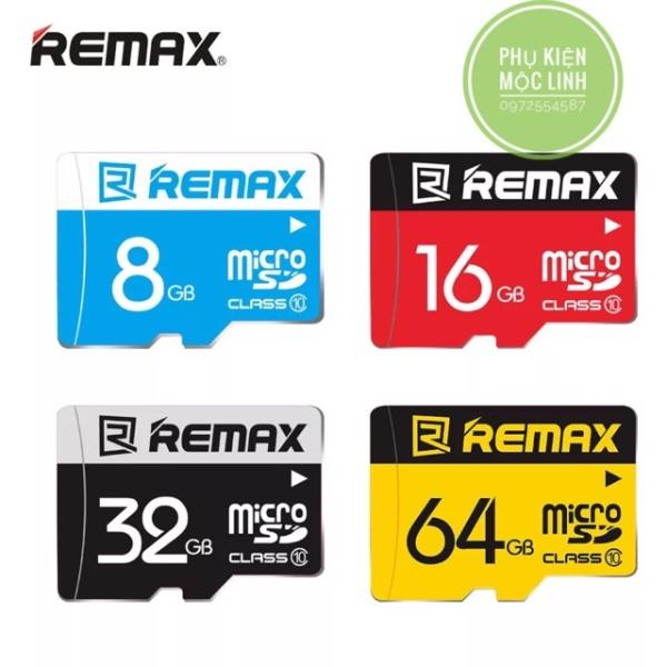 THẺ NHỚ REMAX 64GB 32GB 16GB BH 24 THÁNG MICRO MEMORY CARD TỐC ĐỘ CLASS 10