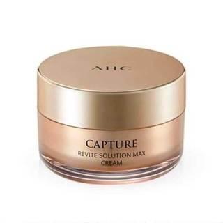 Kem Dưỡng Trắng Da AHC Capture Solution Max Cream 50g - AHC Vàng thumbnail