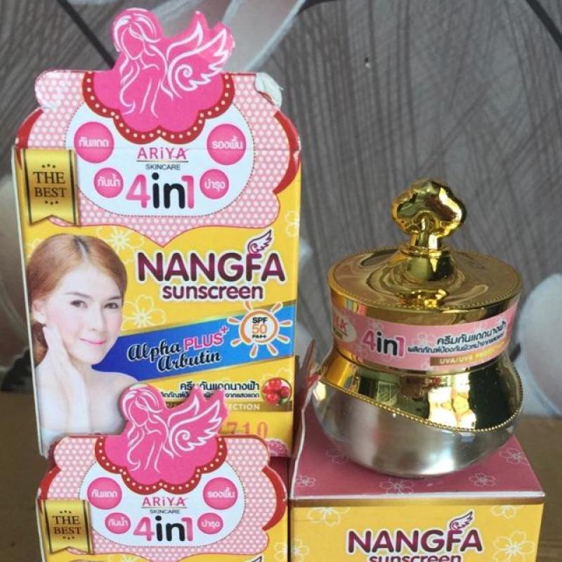 Kem dưỡng da chống nắng Nangfa sunscreen SPF 50 nhập khẩu