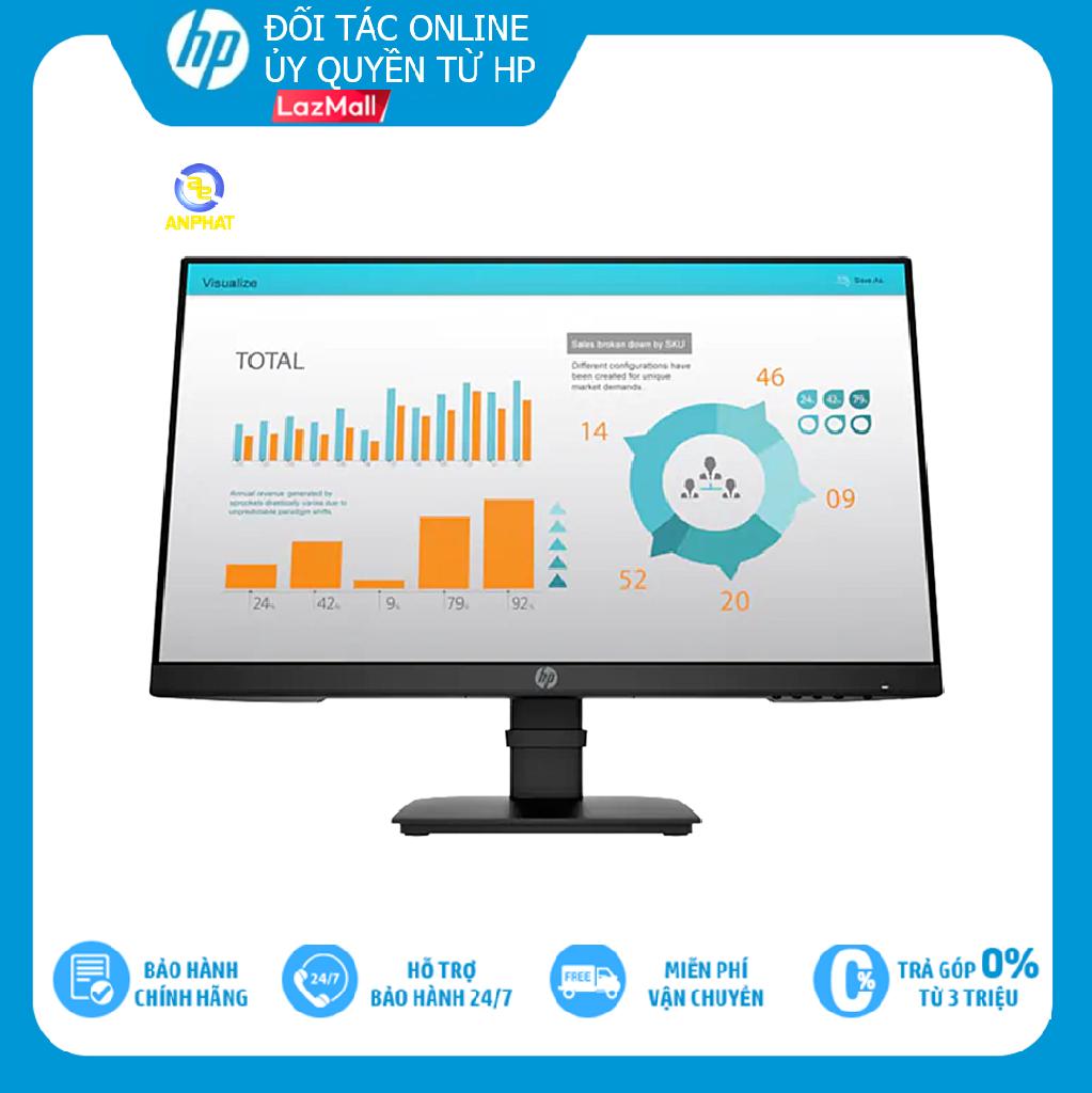 TRẢ GÓP 0% Màn hình máy tính HP P24 G4 1A7E5AA 23.8 inch FHD IPS Hàng chính hãng