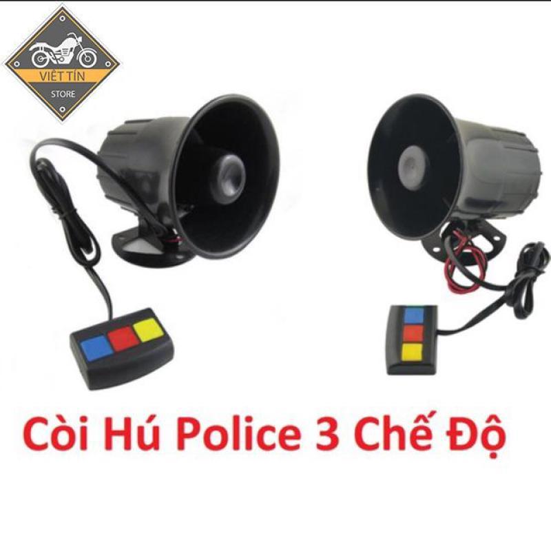 Còi hú 3 TIẾNG âm thanh cực to AS365 - QMART
