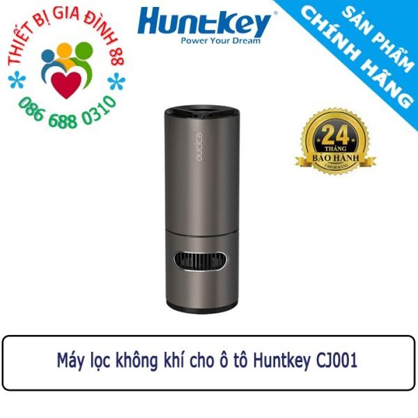 Máy lọc không khí mini chuyên dụng dành cho ô tô HUNTKEY CJ001  - BH 2 NĂM