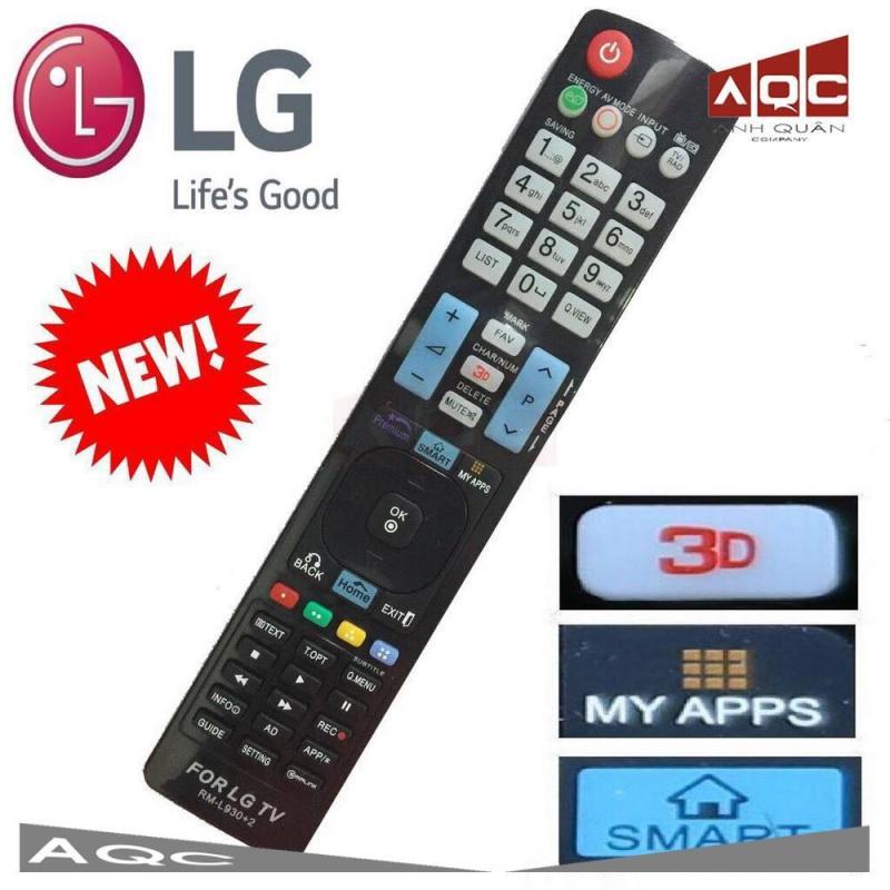 Bảng giá Điều khiển Remote LG TIVI L930