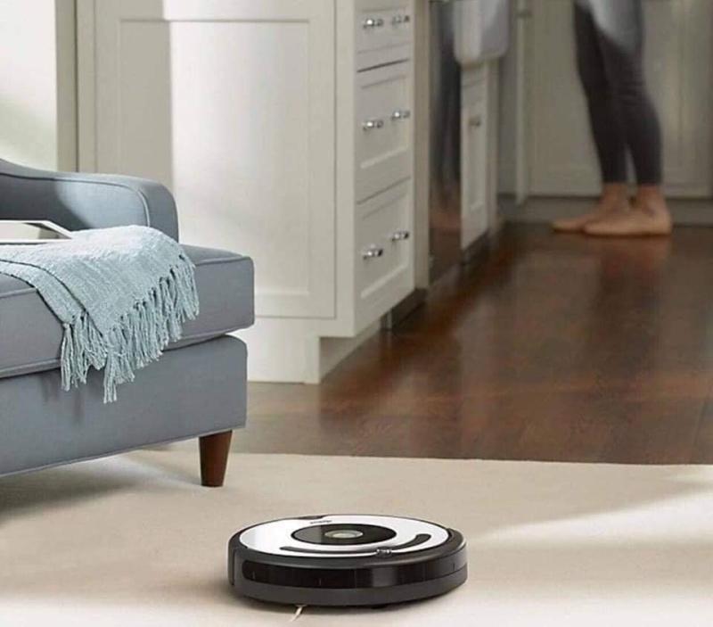 Robot hút bụi Irobot Roomba 675