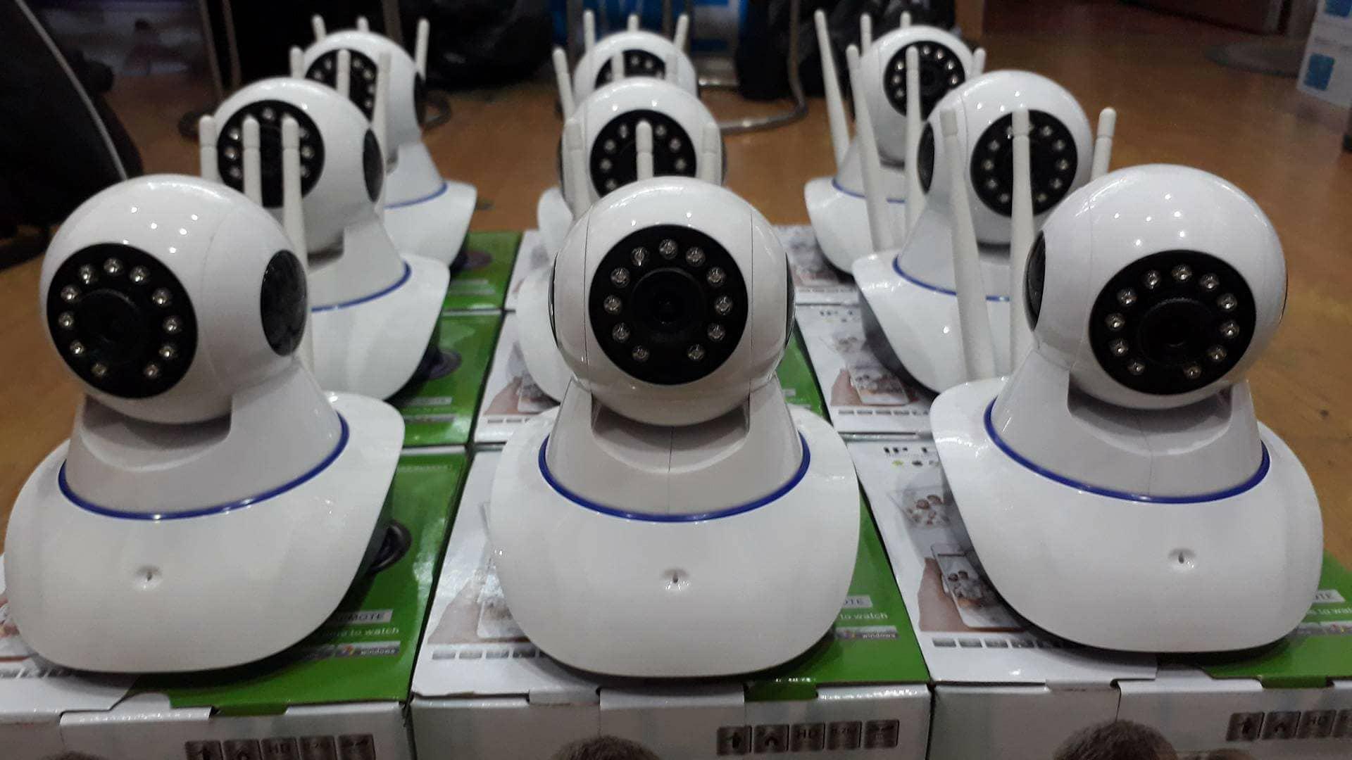 Camera wifi yoosee 3 râu thiết bị tiện ích giám sát