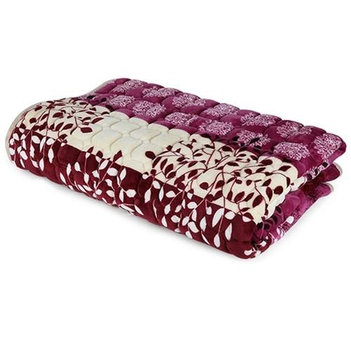 Thảm trải giường lông cừu m8x2m