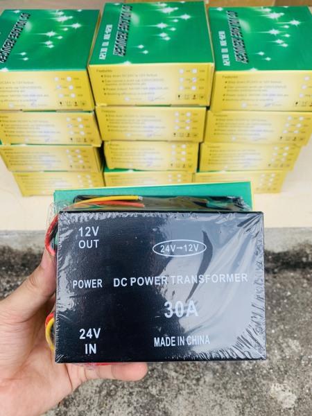 Bộ chuyển đổi nguồn điện 24v sang 12v 10A 15A 20A 25A 30A
