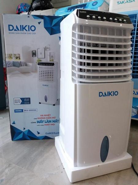 Máy Làm Mát / Quạt hơi nước Daikio DKA-00800A (100W) Hàng chính hãng
